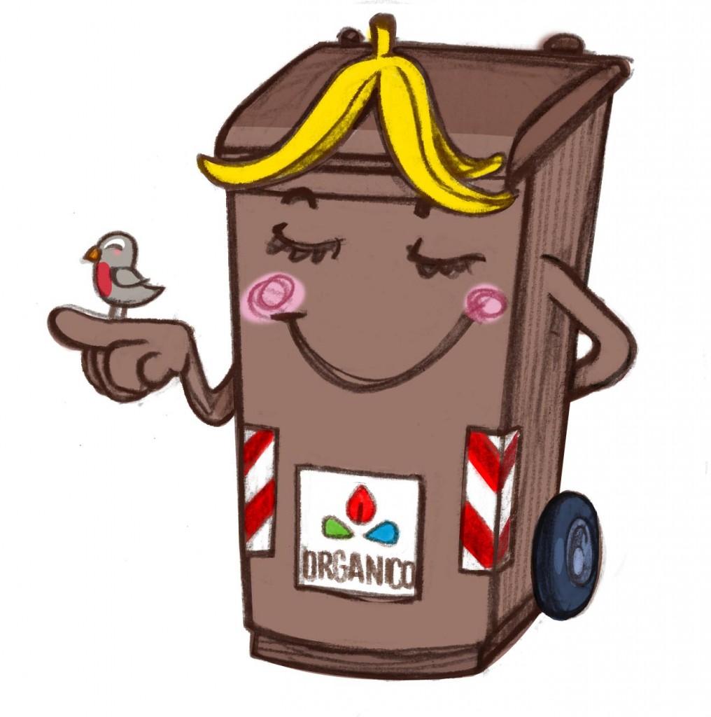 Servizio rifiuti nel 2014 bolletta pi leggera budrio - Rifiuti umido ...